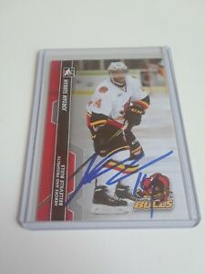 2013-14-ITG-Heroes-amp-Prospects-Jordan-Subban-Autograph-Signed-Rc-Rookie
