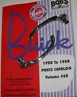 Buick (2) Inside Door Handles 1939 Thru 1953 + Our Parts Catalog Free Shipping