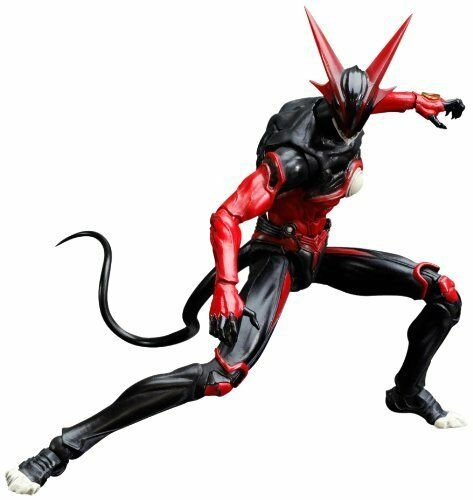 Square-Enix Zetman Zet Play Arts Kai Action Figure