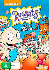 Rugrats (DVD, 2017, 29-Disc Set) NEW