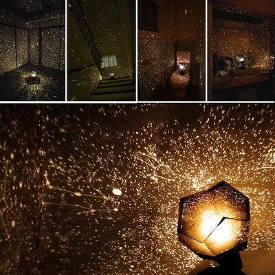 Hot Planetarium Star Celestial Projector Cosmos Light Night Sky Lamp NEW