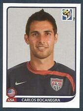 PANINI-SOUTH AFRICA 2010 WORLD CUP- #204-UNITED STATES-FULHAM-CARLOS BOCANEGRA
