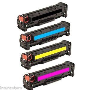 image is loading 4 x toner hp color laserjet cm1312nfi mfp - Hp Color Laserjet Cm1312nfi Mfp