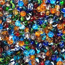 "Mega Fun Fifty 5/8"" (16mm) Translucent Mix Glass Marbles 99090123"