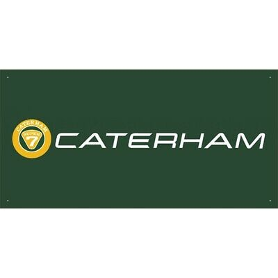 vn0925 Caterham  Sales Service Parts for Advertising Display Banner Sign