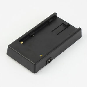 Details About F970 Battery Mount Plate Fr Diy Power Supply Camera Led Light Panel Rig Monitor