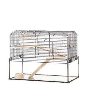 Gerbe de Mayfair Little Friends avec cage, accessoires, 51,5 x 28 40 cm 5055504512646