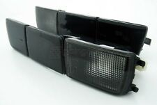 For VW Golf Vento 3 MK3 Black-Smoke Indicator Repeater Bumper Cove Lights s