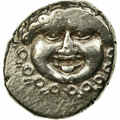Drachm Coin Silver Apollonia The Best 400-350 Bc Ef Sng Meticulous Dyeing Processes #496200 Thrace 40-45