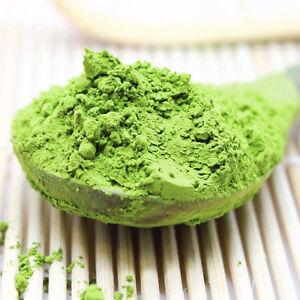 Natur-Gruentee-Matcha-Tee-Pulver-Gruener-Powder-Pur-Bio-Super-New-O1D5