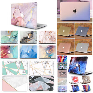 """Frosted Rubberized Hard Case Cover For MacBook Air Pro 11"""" 13"""" 15"""" inch & Retina"""
