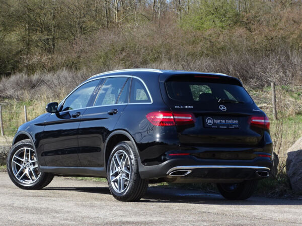Mercedes GLC300 2,0 Coupé aut. 4Matic - billede 5