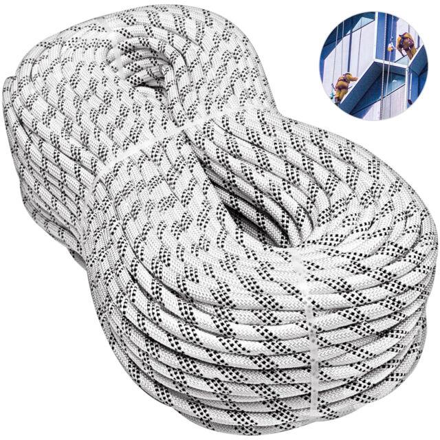 Accelerator BlueWater Ropes Dynamic Rock Climbing Rope 10.5mm x 60M Std RDBK