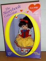 Effanbee Snow White Storybook Collection 9 Doll