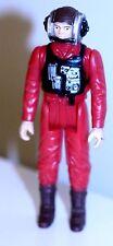 Star Wars 1984 B-Wing Pilot ROTJ ORIGINAL OWNER PAINT WEAR ON HANDS BOLD COLOR