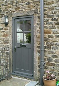 size 40 404ea dfb82 Details about 4 Lite Cottage Door with or without external door Frame *MADE  TO MEASURE*