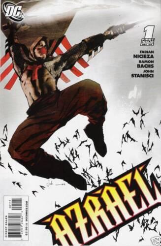 Azrael #1 DC Comics Batman Reborn