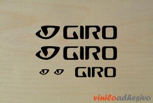 Pegatina Sticker Vinilo Giro Ref3 Air Attack Bike Helmet Autocollant Aufkleber Surface LustréE