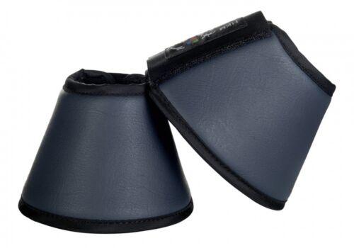 Hufglocken Soft-Comfort Cuir Synthétique ηκμ Bleu foncé NEUF