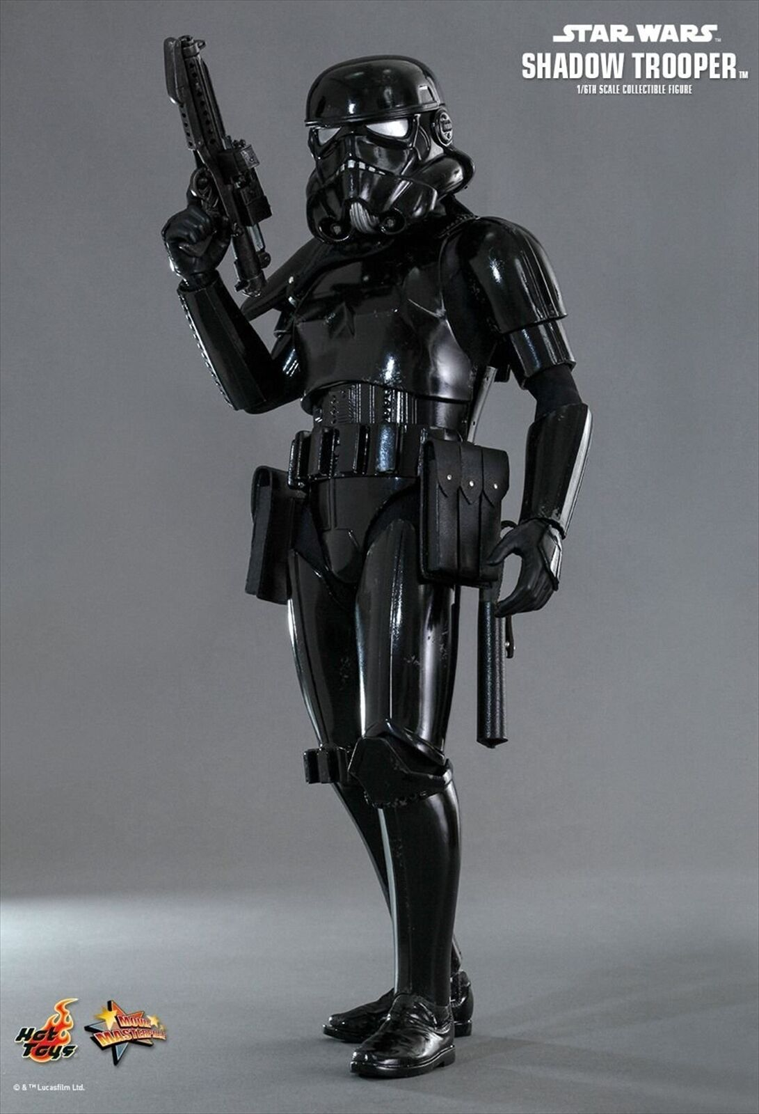 Hot Toys Star Wars Shadow StormTrooper 1/6 Scale Action Figure