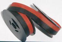 Corona Silent Typewriter Ribbon - Black And Red Ink