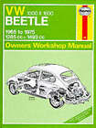 Volkswagen Beetle 1300/1500 Owner's Workshop Manual by J. H. Haynes, D. H. Stead (Hardback, 1988)