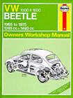 Volkswagen Beetle 1300/1500 Owner's Workshop Manual by J. H. Haynes, D. H. Stead (Hardback, 1988)