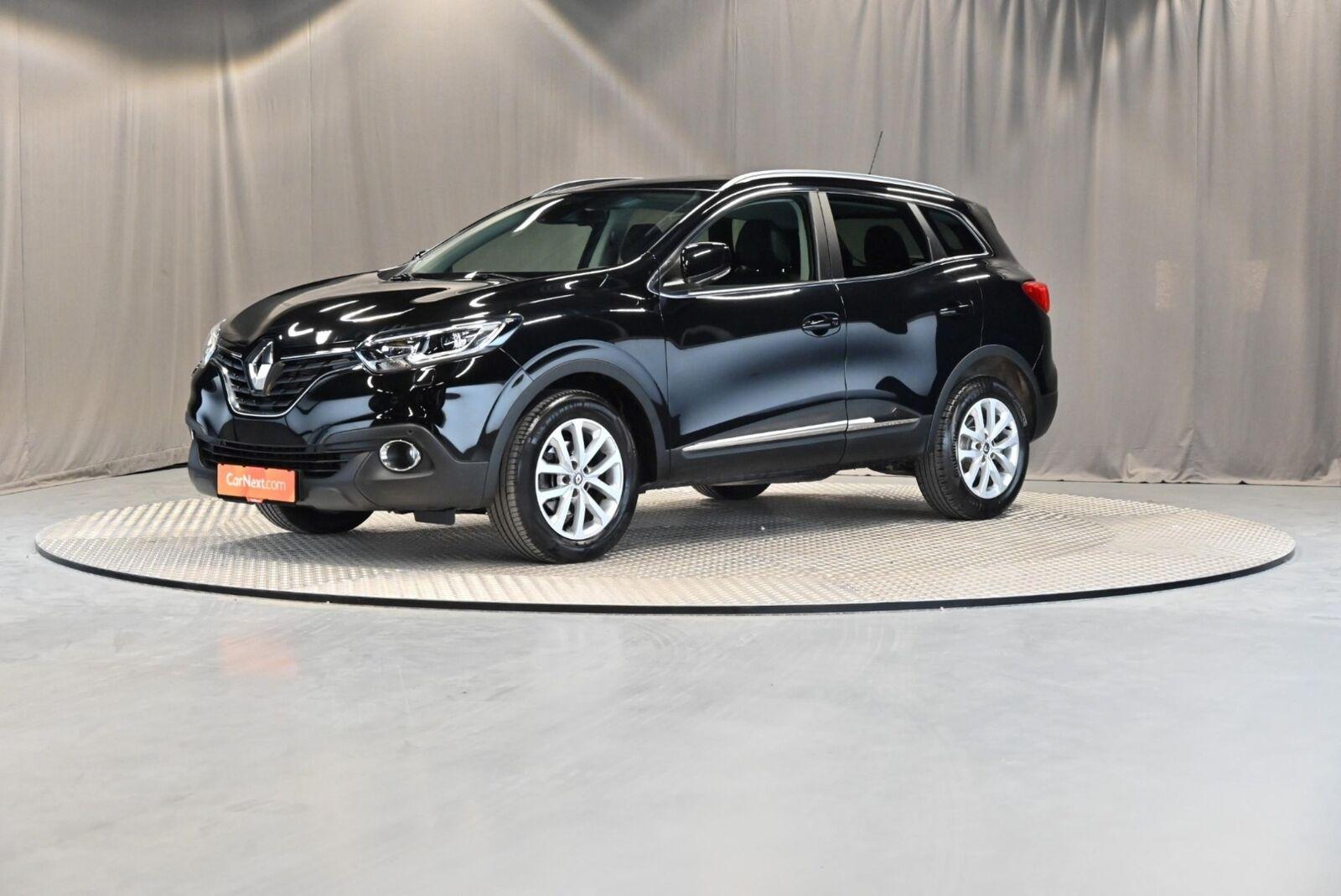 Renault Kadjar 1,5 dCi 110 Zen EDC 5d - 192.900 kr.
