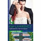 Captivated by Her Innocence by Kim Lawrence (Hardback, 2014)