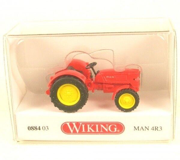 MAN 4R3 Traktor (verkehrsred) 1961-1962