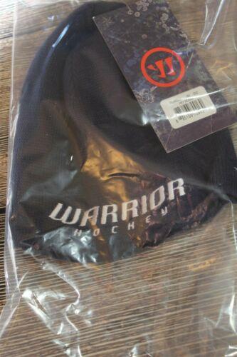 Warrior Hockey youth knit beanie navy blue NWT