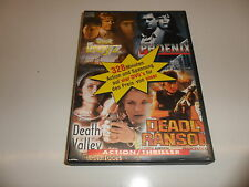 DVD  Hot Boyz - Phoenix - Death Valley - Deadly Ransom - 4 DVDs