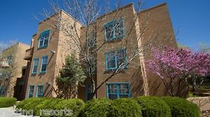 Villas de Santa Fe New Mexico~1 bdrm condo Mar Apr April May
