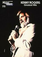 Kenny Rogers Greatest Hits Sheet Music E-z Play Today Book 000101900