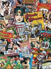 Jigsaw puzzle Entertainment DC Comics covers Wonder Woman 1000 piece NEW