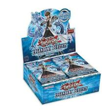 Legendary Duelists: White Dragon Abyss Booster Box 1st Edition Yu-Gi-Oh!