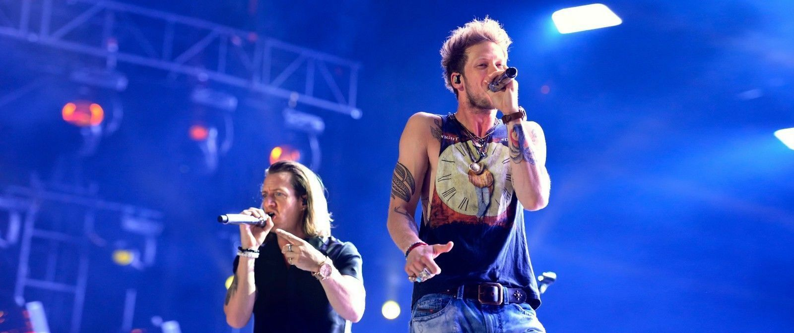 Florida Georgia Line with Backstreet Boys, Nelly and Chris Lane