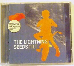 THE-LIGHTNING-SEEDS-TILT-CD-New-Unplayed
