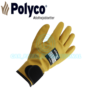 Polyco 9 Large HC Imola Drivers Lined Pair