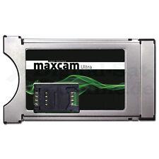 MaxCAM Ultra CI Modul DGCrypt geeignet für z.B. HD+ HD01,HD02,HD03 u.v.a.  NEU