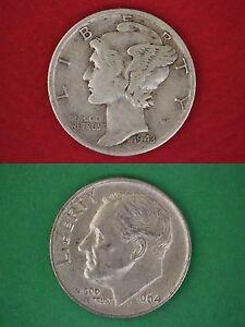 MAKE OFFER $20.00 Face Value Silver Ben Franklin Half Dollars Junk Coins