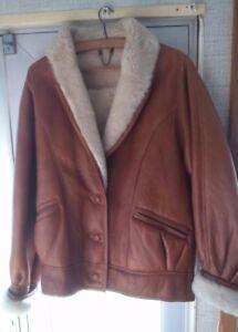 James Tan Icelandic Chapman Sheepskin S Size By Jacket Ladies 1qnIfqC