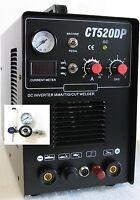 Simadre Plasma Cutter 520dp Pilot Arc 50 Amp & 200 Amp Tig Arc Mma Welder