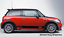 Mini Cooper S stickers Porte BMW Turbo JCW R50 R53 R56 Turbo Autocollant Paire