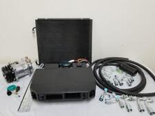 Universal Underdash AC Air Conditioning Evaporator Kit Fittings Hoses Compressor