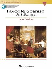 Favorite German Art Songs Volume 2 The Vocal Library Low Voice Vocal 000000440