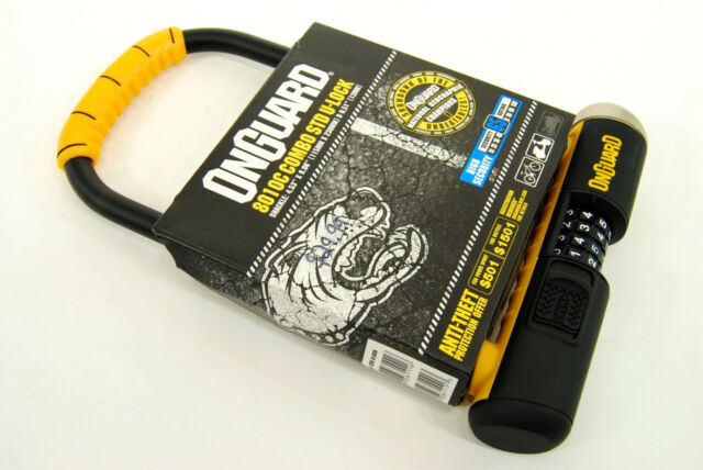 ONGUARD BULLDOG STD LM-Lock 4.53 x 9.06-Inch