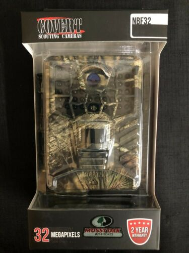 Covert Scouting Camera NBF32 32 Megapixel Invisible Flash BRAND NEW