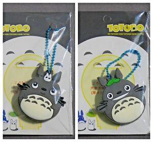 Responsable Key Cap Cover Anneau Porte-clés Sac Charme Dangler Mon Voisin Totoro Studio Ghibli-afficher Le Titre D'origine