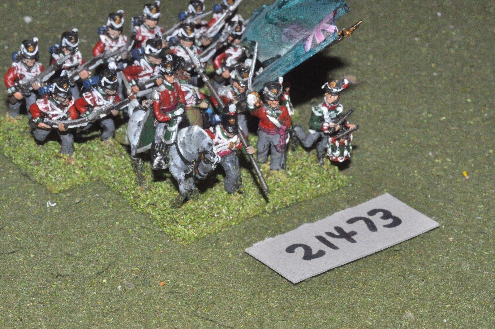 25mm napoleonischen   british - infanterie - inf (21473)